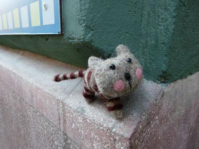 Macska Kun Fruzsi nyomán (Rozi az égen)